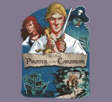 The real Pirates of the Caribbean by angicita