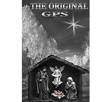 ☝ ☞THE ORIGINAL GPS PICTURE/CARD☝ ☞ Photographic Print