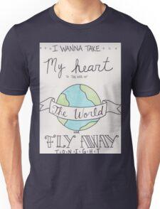 Fly Away Artwork T-Shirt