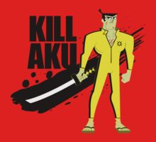 Kill Aku by gamblerZ