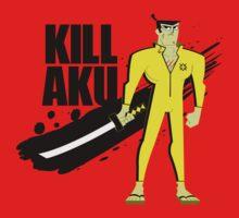 Kill Aku by gamblerZ