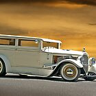 1926 Buick 2-Door Sedan by DaveKoontz
