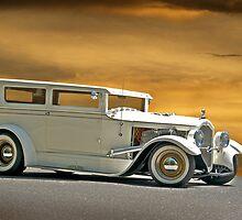 1926 Buick 2-Door Sedan by DaveKoontz