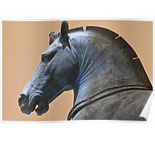 Horse of Saint Mark's Basillica Poster