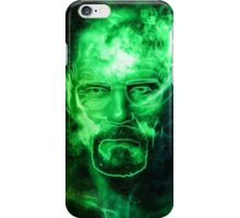 Breaking Bad green iPhone Case/Skin