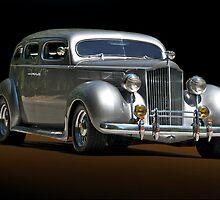 1937 Packard Touring Sedan by DaveKoontz