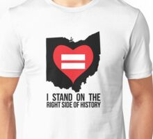 Equality for Ohio Unisex T-Shirt
