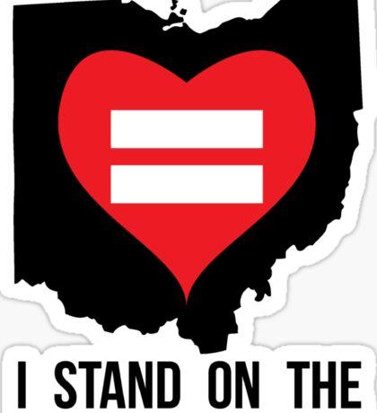 Equality for Ohio Sticker