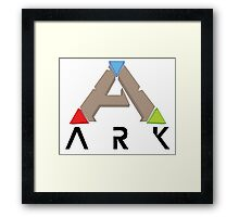 ARK Survival Evolved Minimalist Framed Print