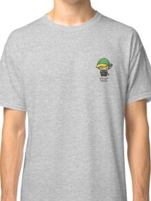 Link isn't Zelda Classic T-Shirt
