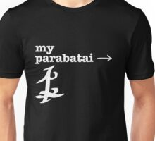 LEFT; my parabatai → Unisex T-Shirt