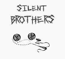 silent brothers. Unisex T-Shirt