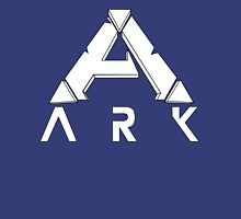 ARK Survival Evolved Minimalist White Unisex T-Shirt