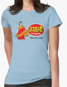 INDIA 3 Womens Fitted T-Shirt