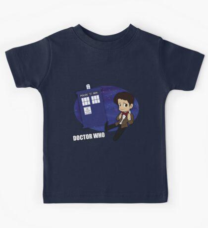 Doctor Who - 11th Doctor Kids Tee