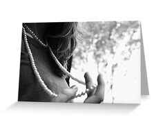 Hold Greeting Card
