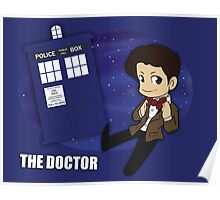Doctor Who - 11th Doctor Poster