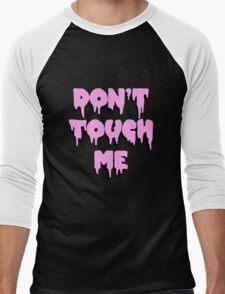 Don't Touch Me Men's Baseball ¾ T-Shirt