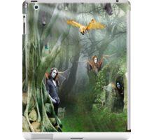 Divergent Paths of Evolution iPad Case/Skin