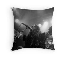 Machine Head - Robb Flynn Throw Pillow
