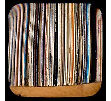 Records TTV Photographic Print