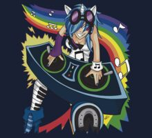 Vinyl Scratch's DJ Pon-3 Transformation Succeeds! by Rio McCarthy