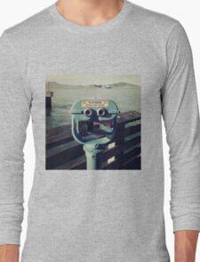 Viewing Alcatraz Long Sleeve T-Shirt