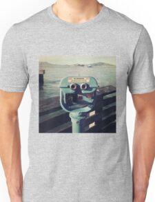 Viewing Alcatraz Unisex T-Shirt