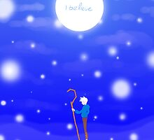 "Jack Frost ""I Believe"" by Heather Honaker"