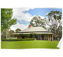 Hunter Valley, NSW, Australia Poster