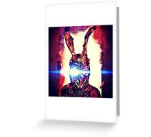 Frank The Rabbit  Greeting Card