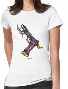 Fabulous Handgun Womens Fitted T-Shirt