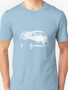 VW Split Screen Camper  Unisex T-Shirt