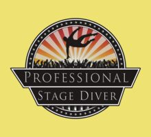 Professional Stage Diver Baby Tee