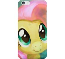 A Cute Girl In Need iPhone Case/Skin
