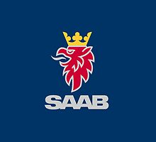 Saab logo products by BeExtreme