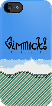 Gimmick Title Screen iphone/ipod Case by carnivean