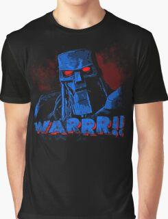 ABC War Graphic T-Shirt