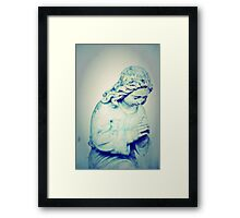 Say a Little Prayer II Framed Print