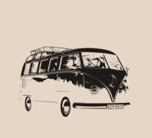 VW Split Screen Camper by splashgti