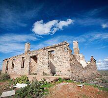 Waukaringa Ruins  by Richard  Windeyer
