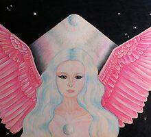 Cosmic Angel by Rachel8125