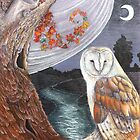 The Owl and the Dryad by Rachel8125
