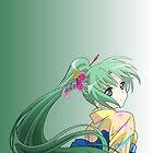 Kimono Mion Sonozaki by Racheya