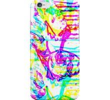 Zebra Woman iPhone Case/Skin