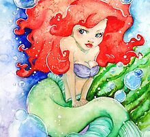 The Little Mermaid by Marta Morales