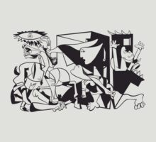 Guernica by MuralDecal