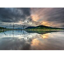 """Shangri-La"" ∞ Lake Somerset, QLD - Australia Photographic Print"