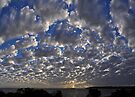 Clouds, clouds, clouds by Ian Berry