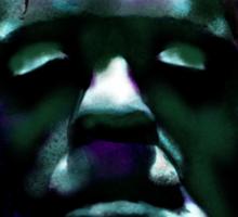 """""""The Monster"""" Frankenstein Painting Sticker"""